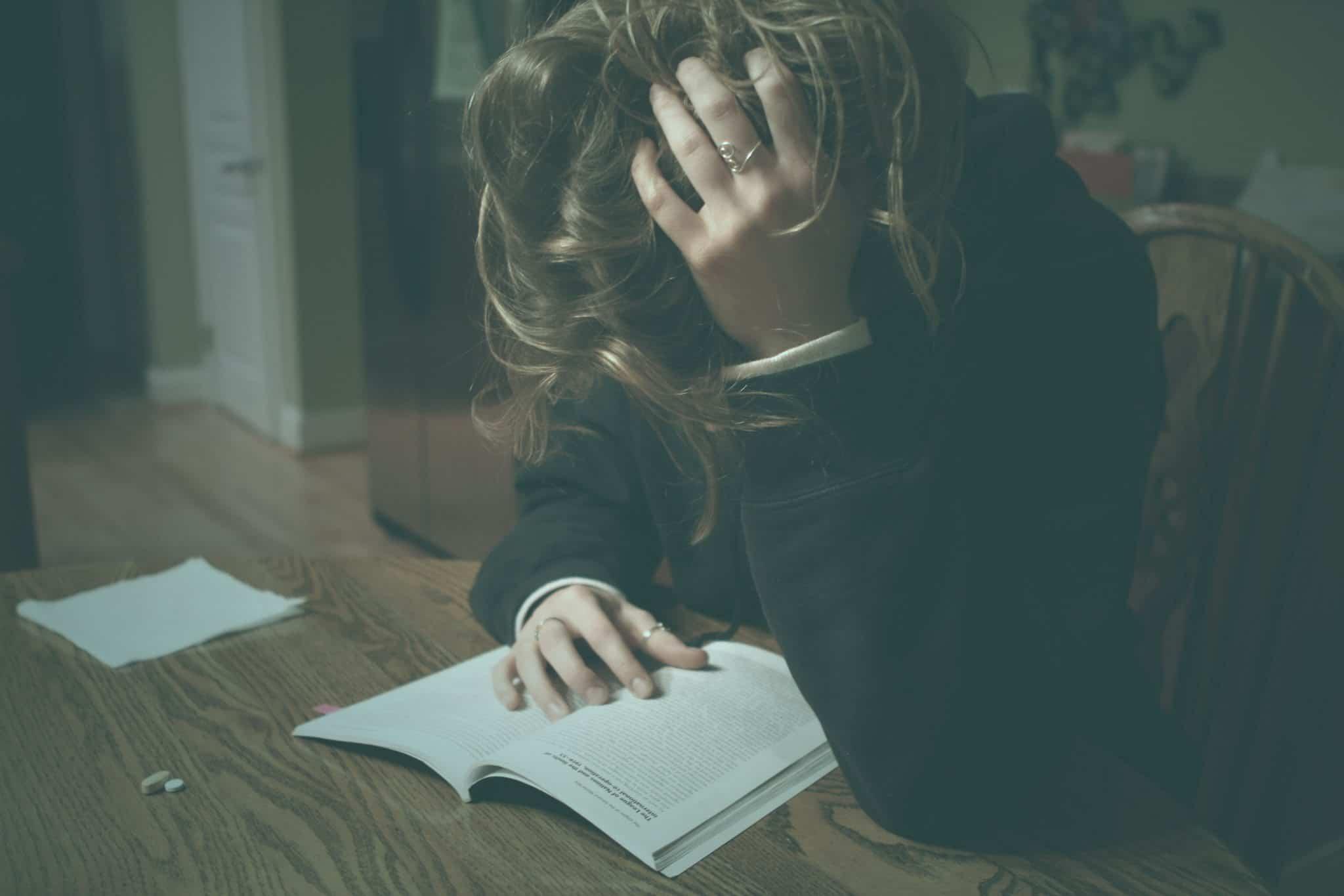 USMLE Step 1 Study Frustration